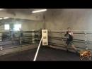 Тренировка Ти Джея Диллашоу по боксу к UFC 227