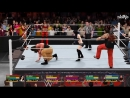 WWE 2K17 - The Bella Twins Paige VS The Wyatt Family Gimmick Swap Concept - WWE 2K16 PC Mods