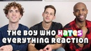 """Two Gay Matts React to Matt Palmer's """"The Boy Who Hates Everything"""" with Max Emerson!"""