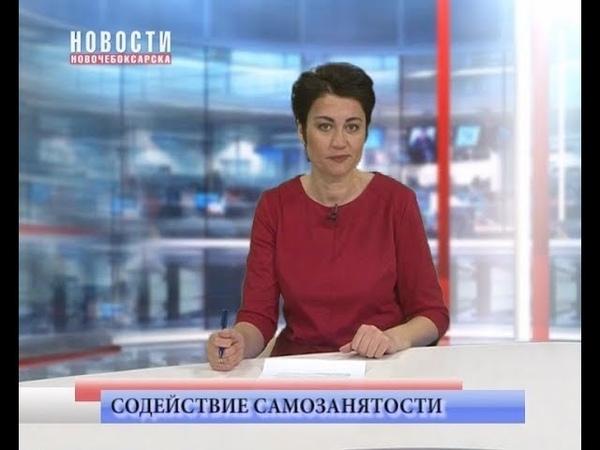 Содействие самозанятости безработных граждан в Новочебоксарске