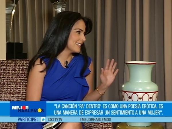Entrevista a Juanes artista colombiano nominado a los premios Latin Grammy Mejor Hablemos