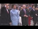 У телохранителя Дональда Трампа вместо рук протезы Видео с инаугурации президента США