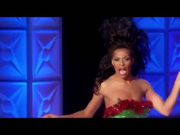 RuPauls Drag Race | Lip Sync Shangela VS Venus D-Lite
