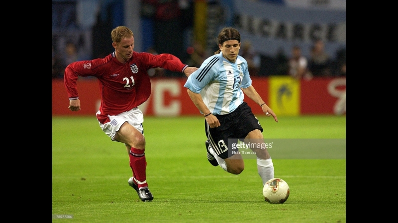 23 Argentina England