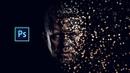 Photoshop cc Tutorial: Dispersion Effect (Photoshop Brush Making)