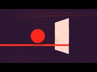 Simple 2d Door Transition - Adobe After Effects tutorial