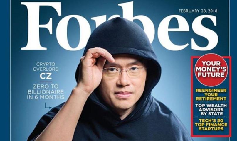 CEO Binance: крипторынок скоро начнет расти