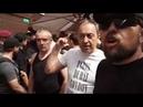 Хозяева Украины- нацимартышки разгромили лавки грузин на рынке Лесной