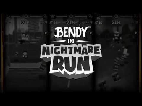 [Обновление] Bendy In Nightmare Run - Геймплей   Трейлер