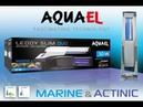 ЛЕД лампы в аквариуме - AQUAEL LEDDY SLIM