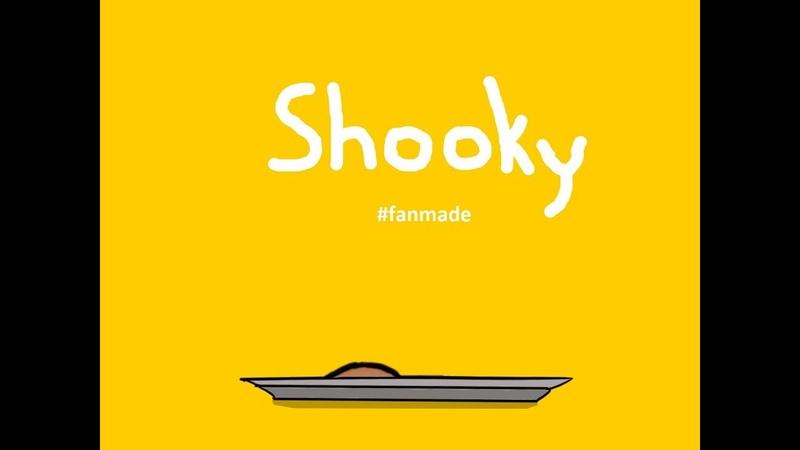 BT21 Shooky Fanmade