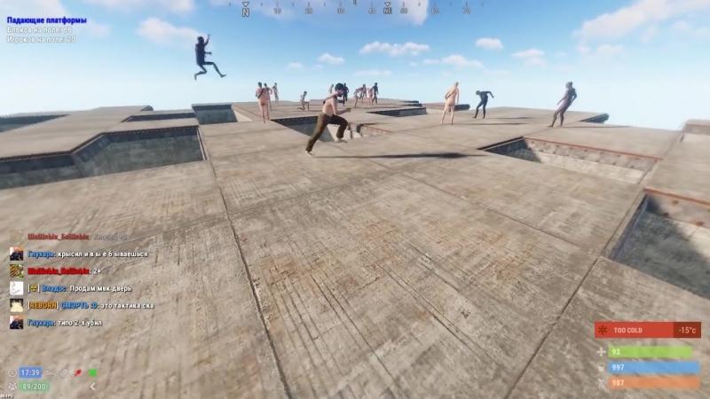 SomaelDev Rust 15 Выживание с нуля Достал калаш за 5 минут Играем на проекте MagicRust Раст Руст