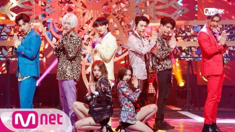 12 апр. 2018 г.[SUPER JUNIOR - Lo Siento(Feat.KARD)] Comeback Stage | M COUNTDOWN 180412 EP.566