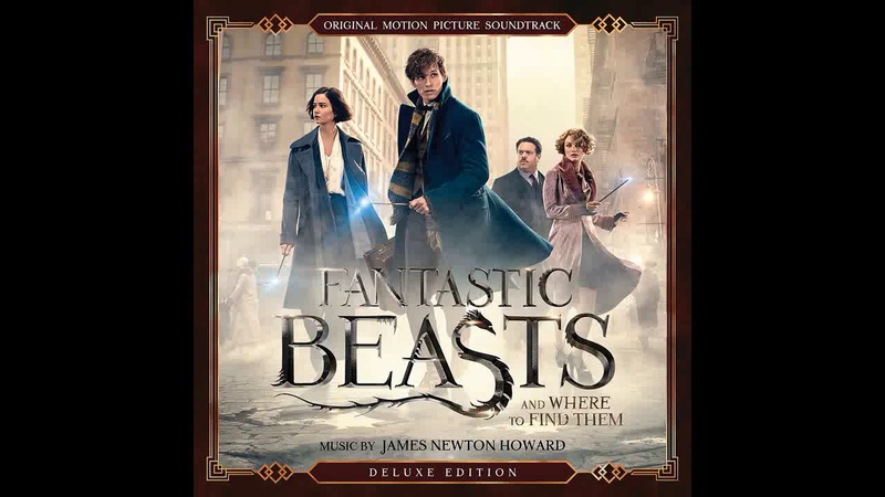 1-14 Hes Listening to You Tina (Fantastic Beasts and Where to Find Them)