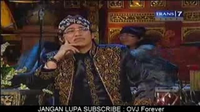 Opera Van Java (OVJ) - Episode Gairah dan Nafsu Belajar - Bintang Tamu Wendy