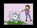 Undertale Темми Фриск Money