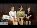 'Charmed' Cast Talks Reboot Comic Con 2018 TVLine