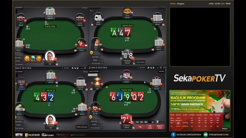 !freeroll - Faguvenli On Air! GG Network Micro Omaha PL- Paralı Poker