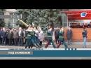 ТК 47 канал - в Санкт-Петербургском военном институте ВНГ РФ состоялся ритуал вручения Боевого знамени