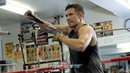 A SNEAK PEAK OF GENNADY GOLOVKIN'S STRENGTH CONDITIONING WORKOUT FOR CANELO REMATCH!