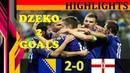 Bosnia vs Northern Ireland 2 0 16 Oktober 2018 Highlights HD