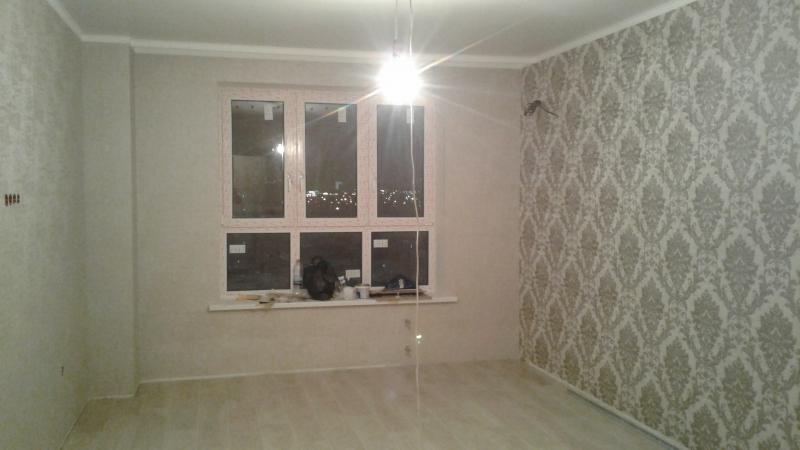 полный обзор ремонта нуу почти полный квартиры ул Старокубанская ж к Империал Краснодар