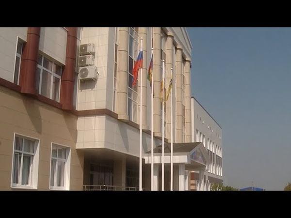 Первый звонок прозвучал в новой школе в краснодарском микрорайоне «Губернский»