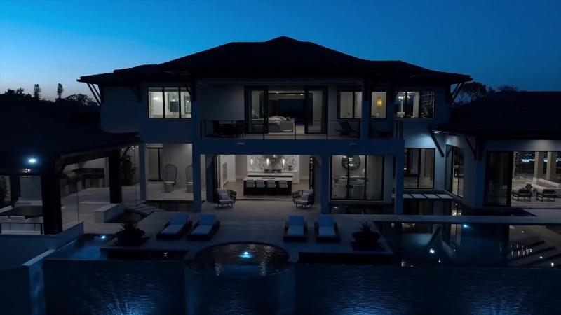 Дом стоимостью $15.000.000. Сарасота