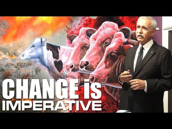 Phillip Wollen Speech - Why CHANGE is Imperative *GRAPHIC TRUTH*