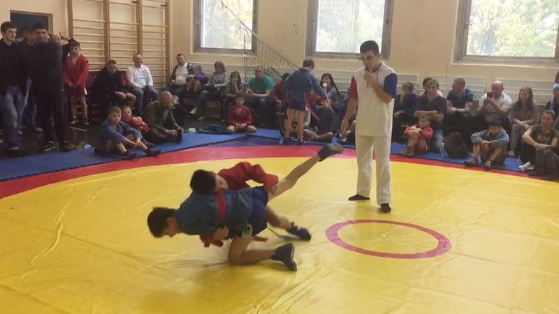 Первые соревнования 21.10.2018 Марьино