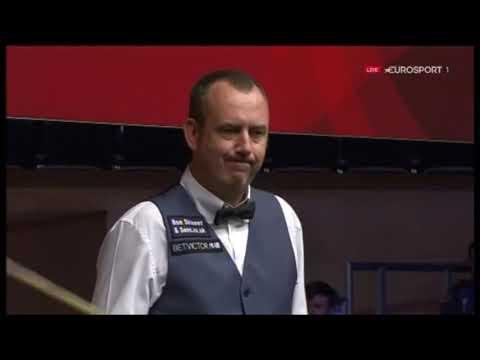 Northern Ireland Open 2018. M.Williams-Alfie Burden. (12.11.2018)