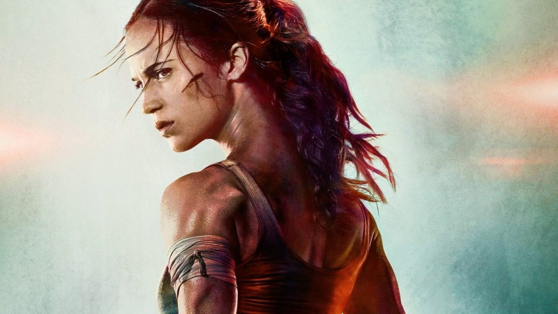 TombRaiderЛараКрофт(2018)