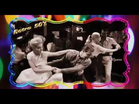 Ретро 50 е - Луи Прима - Хороший вечер Buona Sera (клип)