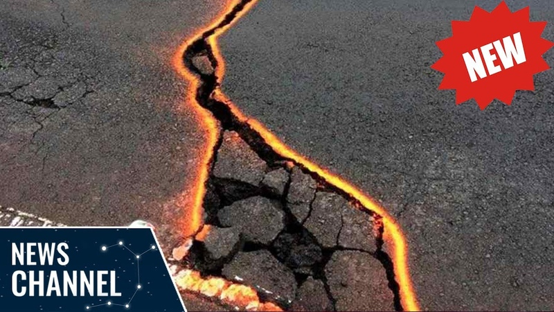 Final Warning!! Yellowstone in state of emergency as steam spewing crack in rock sparks fears