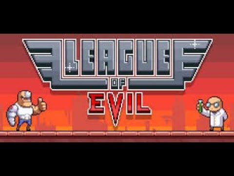 League of evil Подобие игры Super Meat Boy