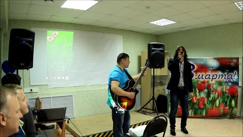 Сергей Сафроний и Вячеслав Грибанов