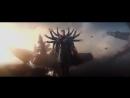 Доктор Стрендж против Таноса /Doctor Strange vs Thanos .