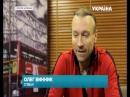 Олег Винник про ідею створення нового лірик-відео у сюжеті Ранок з Україною .