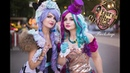 Ever After High. Kitty and Maddie. Backstage