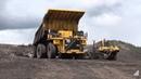 SMS West Teck Greenhills Komatsu 930E 4 Electric Truck
