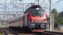 ЭП20-017 с поездом №748А Невский экспресс сообщением Москва - Санкт-Петербург