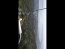 Канатная дорога. Геленджик. 640 метров над уровнем моря