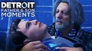 Hank Treats Connor Like His Son Cole FATHER SON MOMENTS DETROIT BECOME HUMAN