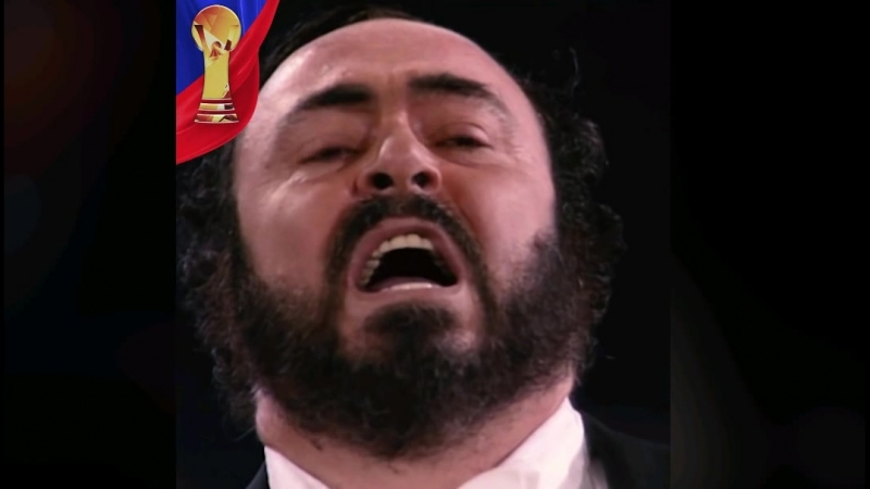 All'alba vincerò! (From 'Luciano Pavarotti Official')