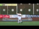 Liveleakcom - Russian Footballer scores Incredible Backflip Penalty Goal