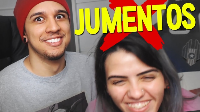 OS JUMENTOS DO YOUTUBE! (Gênio Quiz)