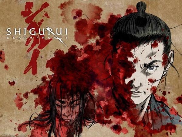 Одержимые смертью. 2007 Shigurui: Death Frenzy Anime Intro Opening Theme HD (Creditless)