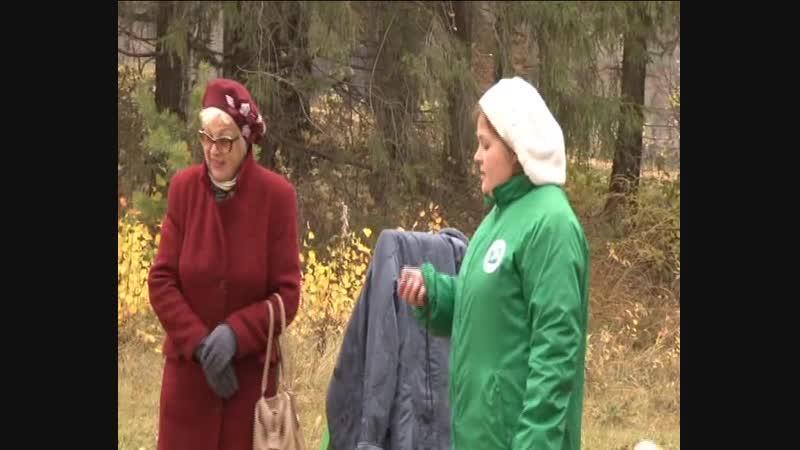 Спартакиада пенсионеров: дартс и легкоатлетическая эстафета