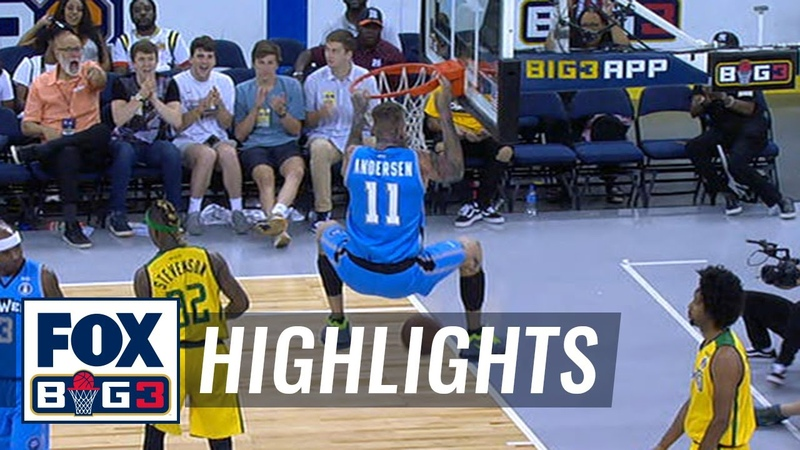 Power vs Ball Hogs | BIG3 HIGHLIGHTS