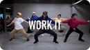 Work It Royalty Trap Mashup Missy Elliott Minyoung Park Choreography
